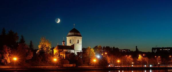 Надставная церковь в Тернополе. Автор - Дмитрий Ващенко