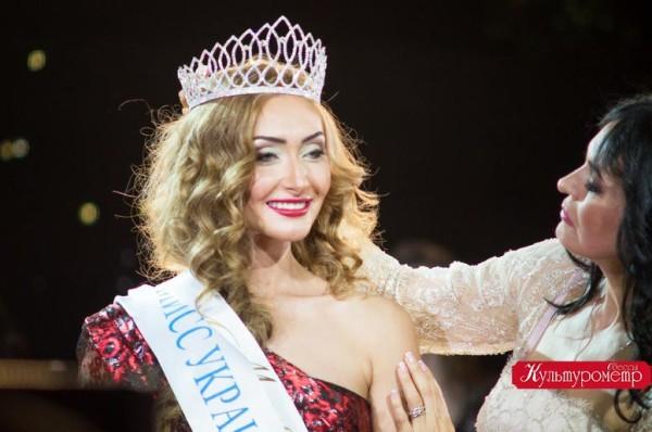 «Мисс Украина-Юг» 2014 Валентина Жуйкова