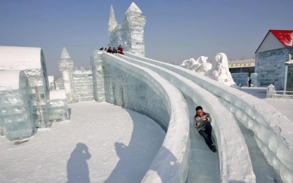 Harbin International Ice and Snow Festival (2)