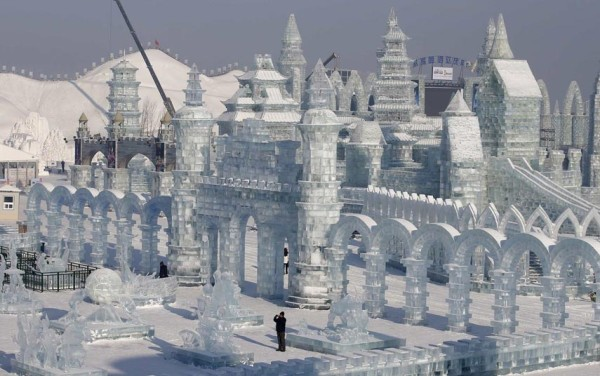 Harbin International Ice and Snow Festival (3)