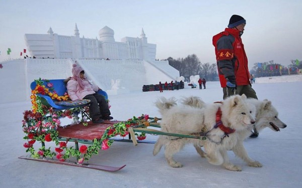 Harbin International Ice and Snow Festival (4)