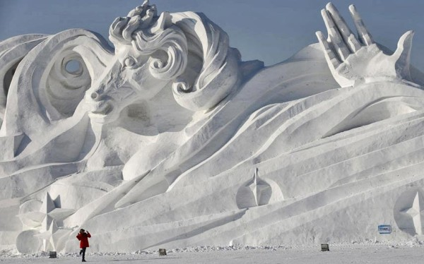 Harbin International Ice and Snow Festival (5)