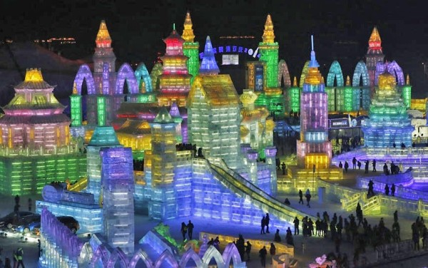 Harbin International Ice and Snow Festival (8)