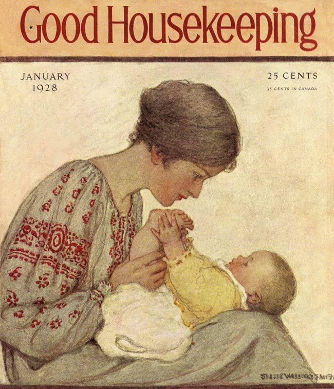 Good Housekeeping, 1928