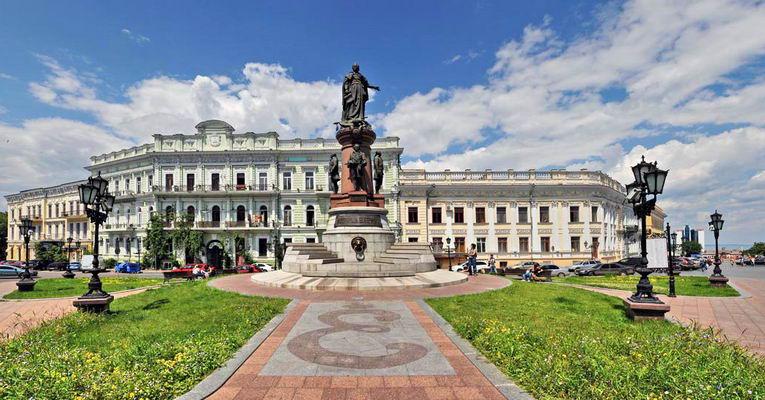 Самые популярные достопримечательности Одессы