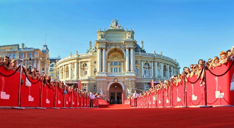 На сайте одесского международного кинофестиваля уже можно купить абонементы