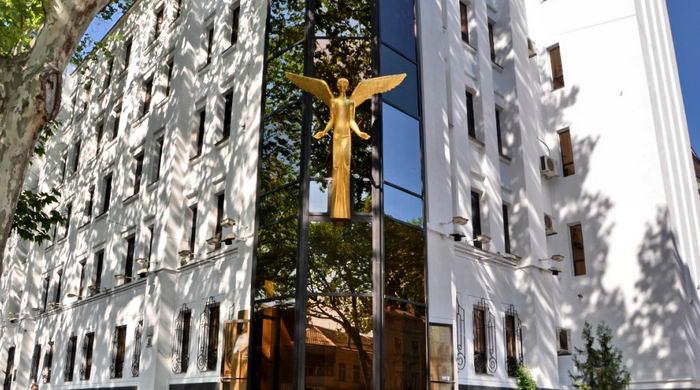 Одесский Дом с ангелом