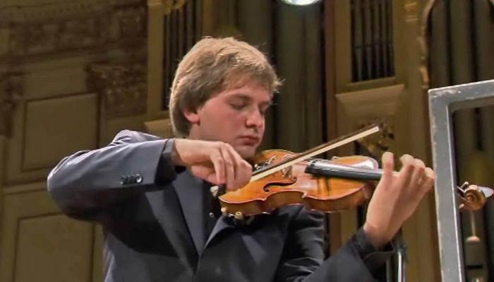 Валерий Соколов скрипач