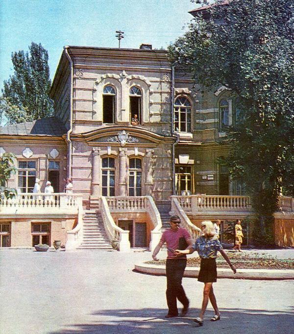 18277 Последние дни дореволюционного особняка на Гагаринском плато в Одессе
