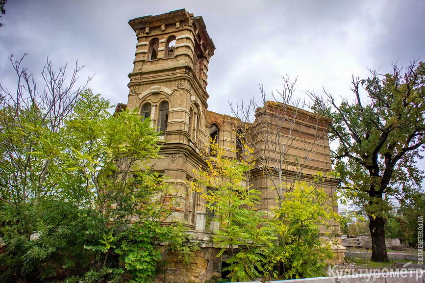 DSC00042 Последние дни дореволюционного особняка на Гагаринском плато в Одессе