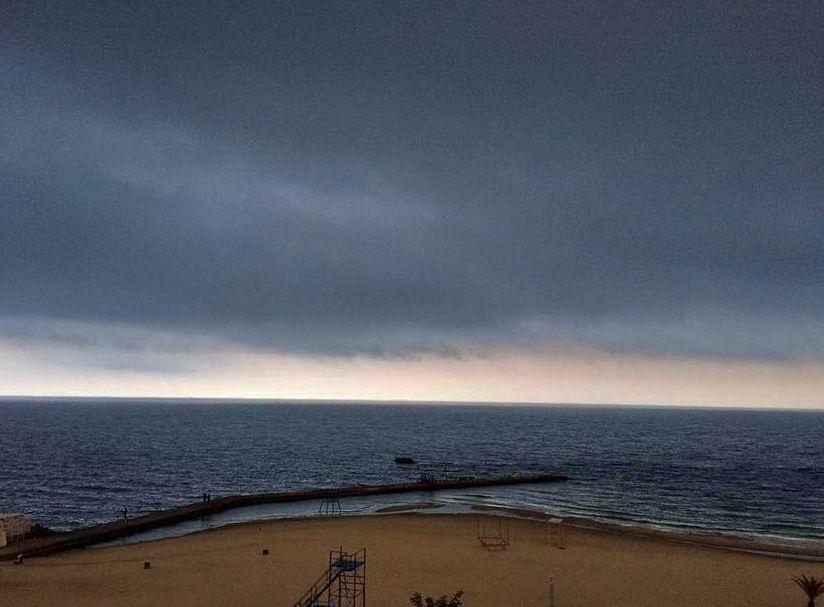 miss___juliet Потрясающие фото одесской погоды одного дня