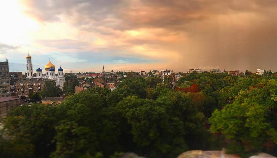 s.graboveckiy Потрясающие фото одесской погоды одного дня