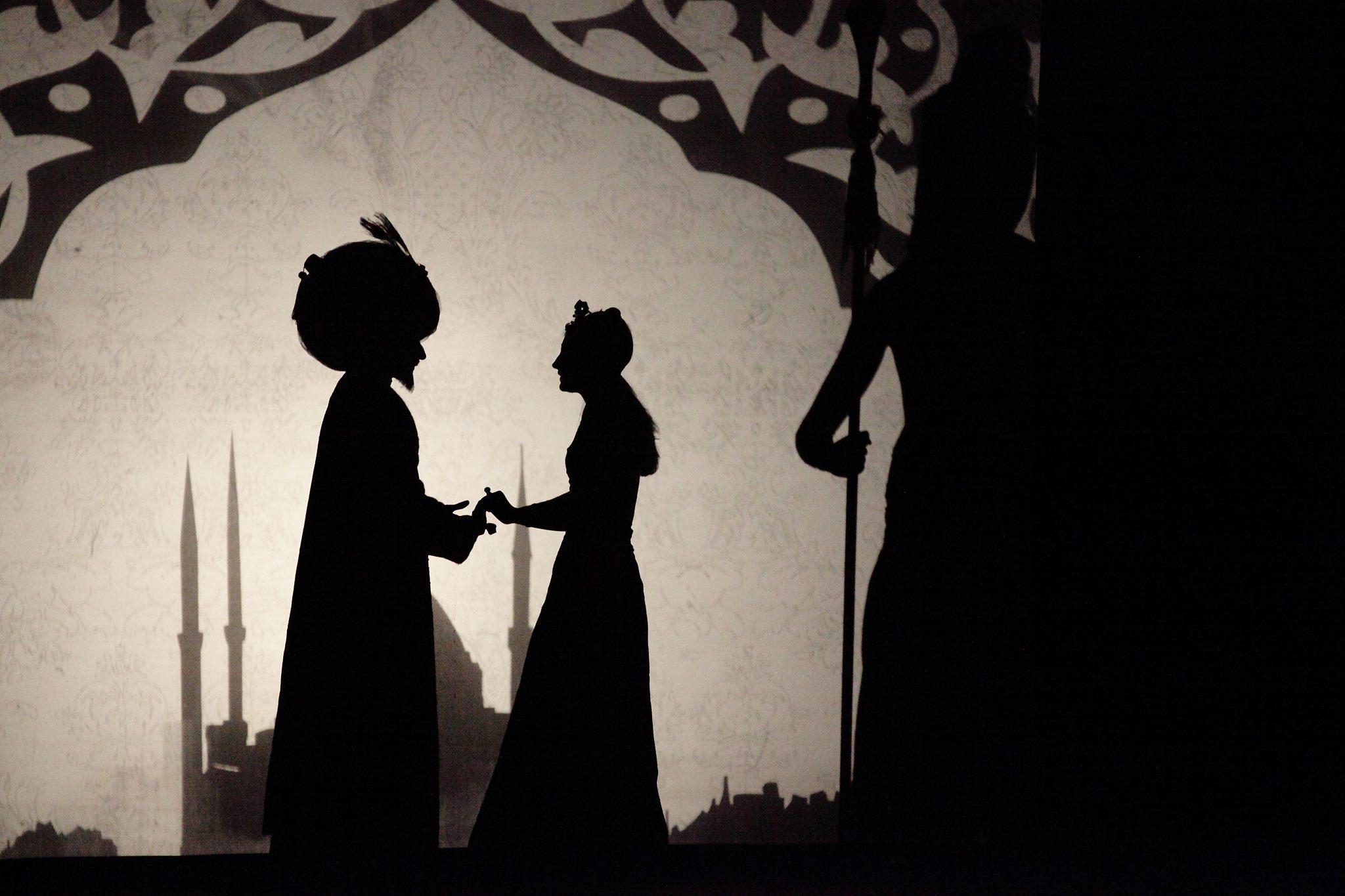 Картинки театра теней рисунки