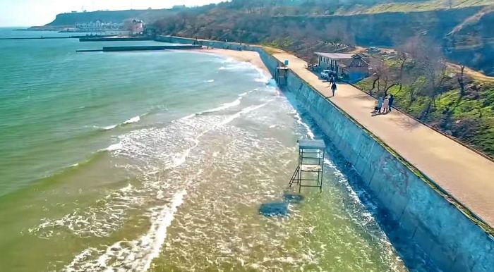 Пляжи Одессы подробный обзор 14