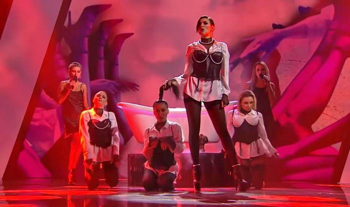 Марув - MARUV не поедет на Евровидение-2019 от Украины