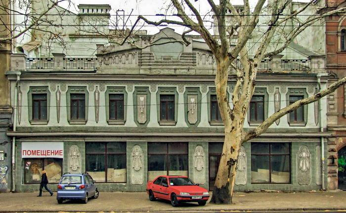 «Большой Ришельевский театр», Ришельевская, 47